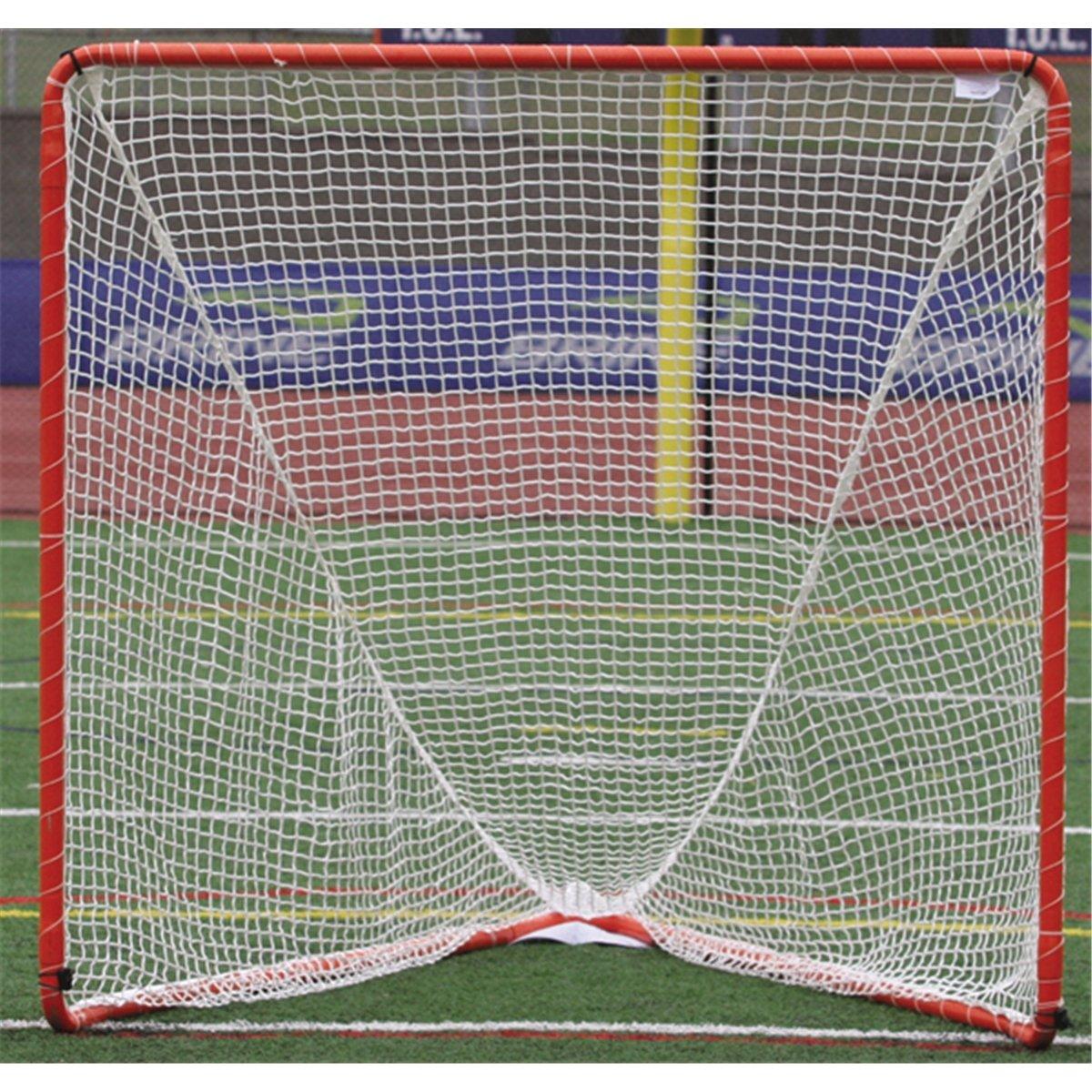 Amazon.com: Brine High School Lacrosse Goal, 1.75 Inch Frame 8 Piece 300Lpn  Net Included (6 X 6 X 7 Feet, Orange): Sports U0026 Outdoors