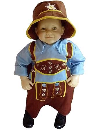 prezzo interessante Acquista vari colori F121 Costume per l'Oktoberfest Taglia 9-12 Mesi, Costume Costumi ...