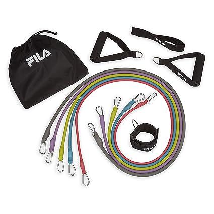 Amazon.com: Kit de banda de resistencia para accesorios FILA ...