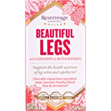 Reserveage - Beautiful Legs with Diosmin, Helps Promote Healthy Circulation & Oxygenation, 30 Capsule