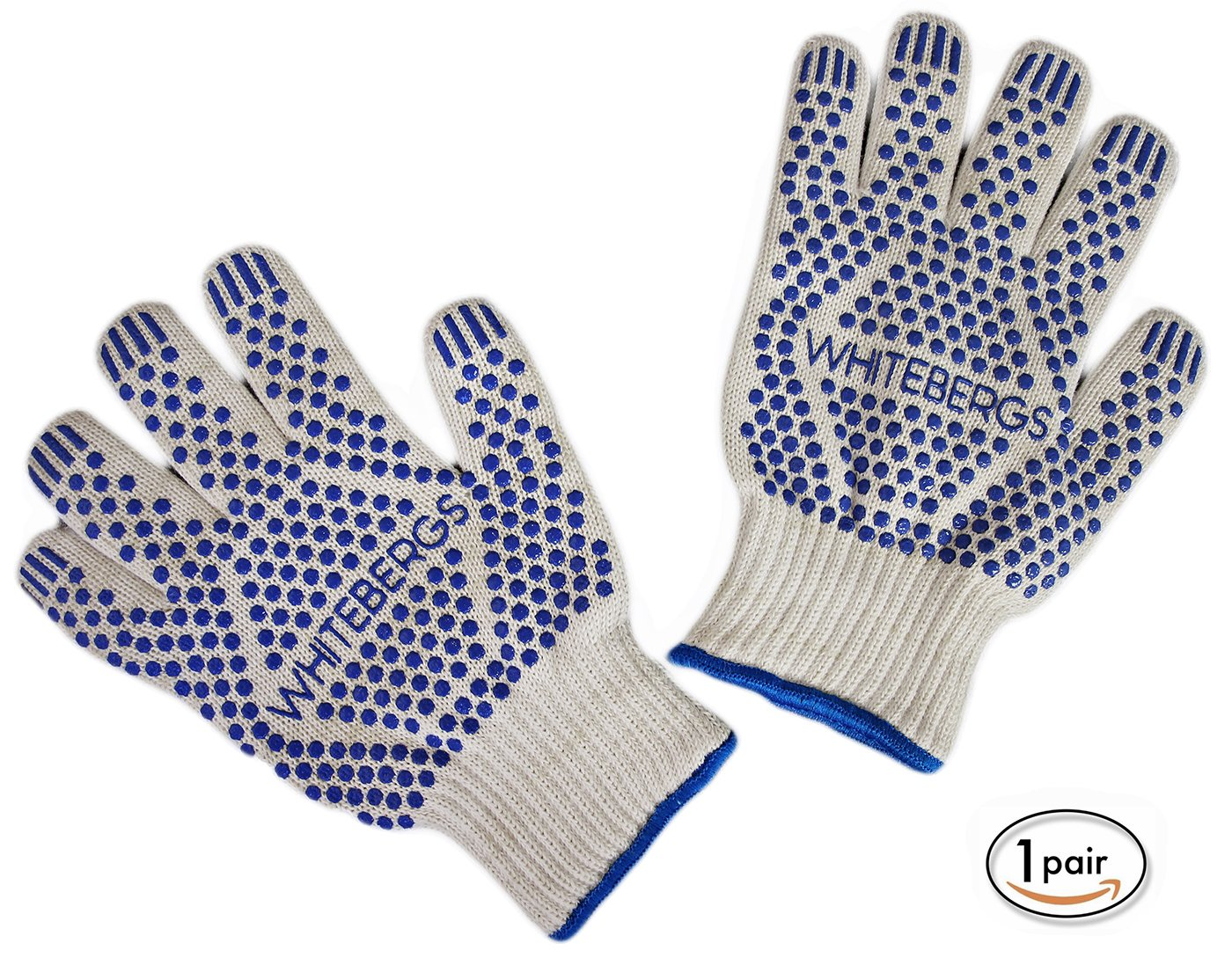 Whitebergs Heat Resistant Gloves (B01AW8UV8U)