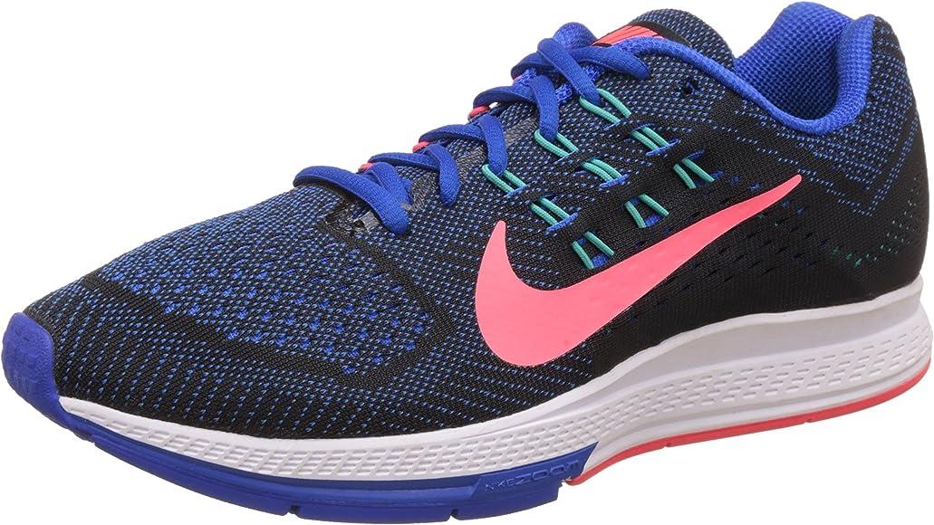 best service 0a067 d67d0 Nike Men s Air Zoom Structure 18 Hypr Cblt Hypr Pnch Blk Hupr J