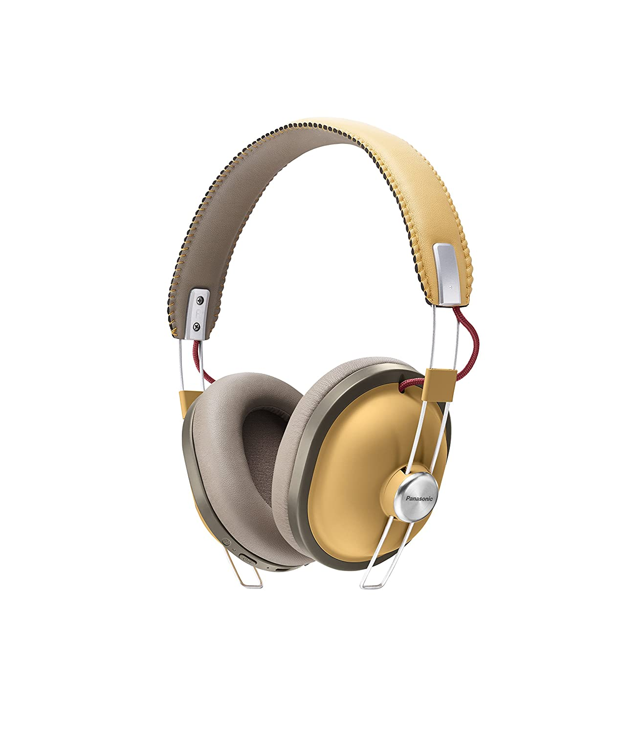 1120a2ddd72bd7 PANASONIC RP-HTX80BE-C Bluetooth Wireless Over-Ear: Amazon.co.uk:  Electronics