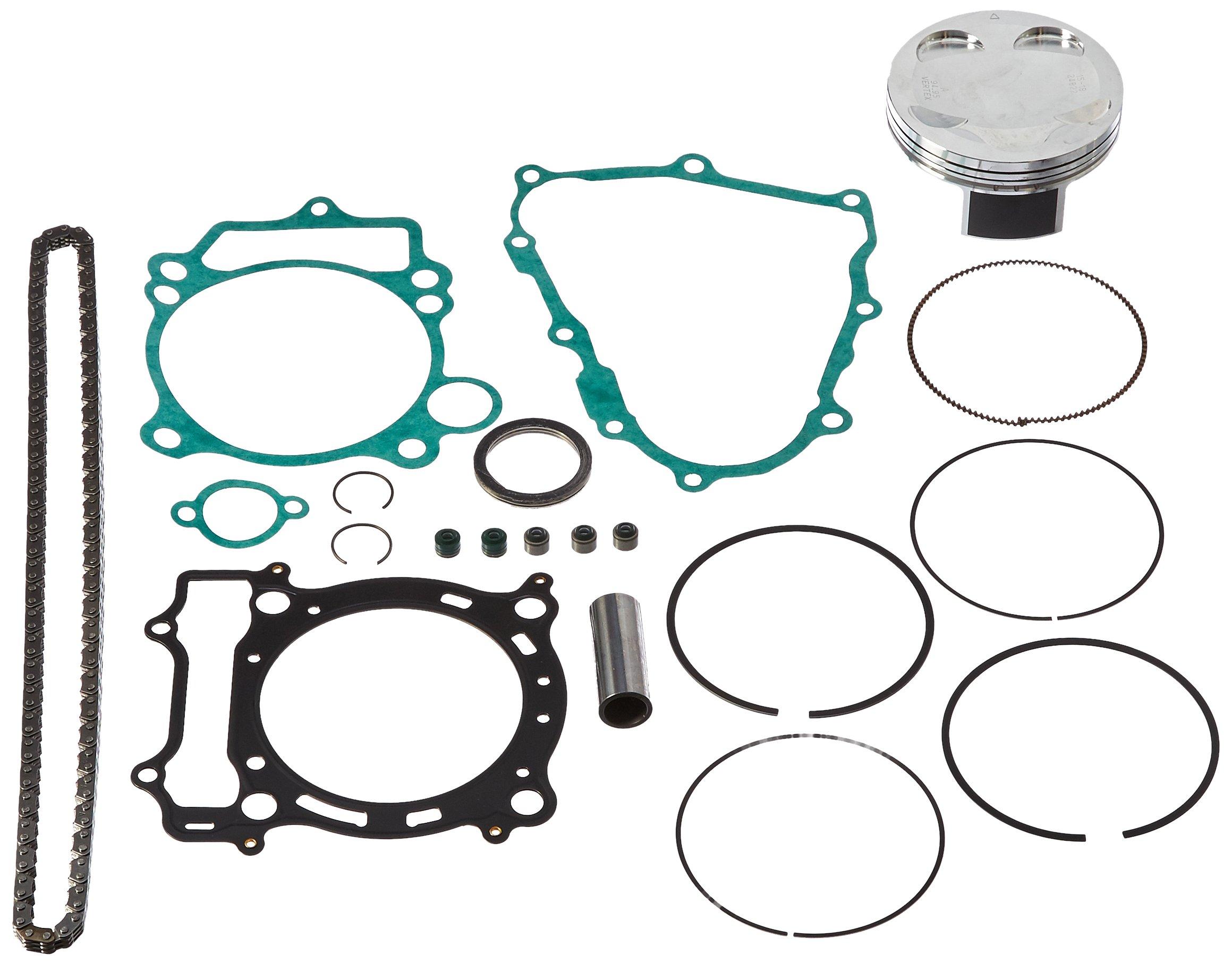 Vertex VTKTC22984A Replica Top End Piston Kit