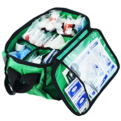 e302bd1b9 Image Unavailable. Image not available for. Colour  JFA Large Haversack Bag  First Aid Kit