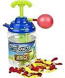 X-Shot Bunch O Balloons Cubo 250 globos & adaptador bomba de agua (ColorBaby 42721)