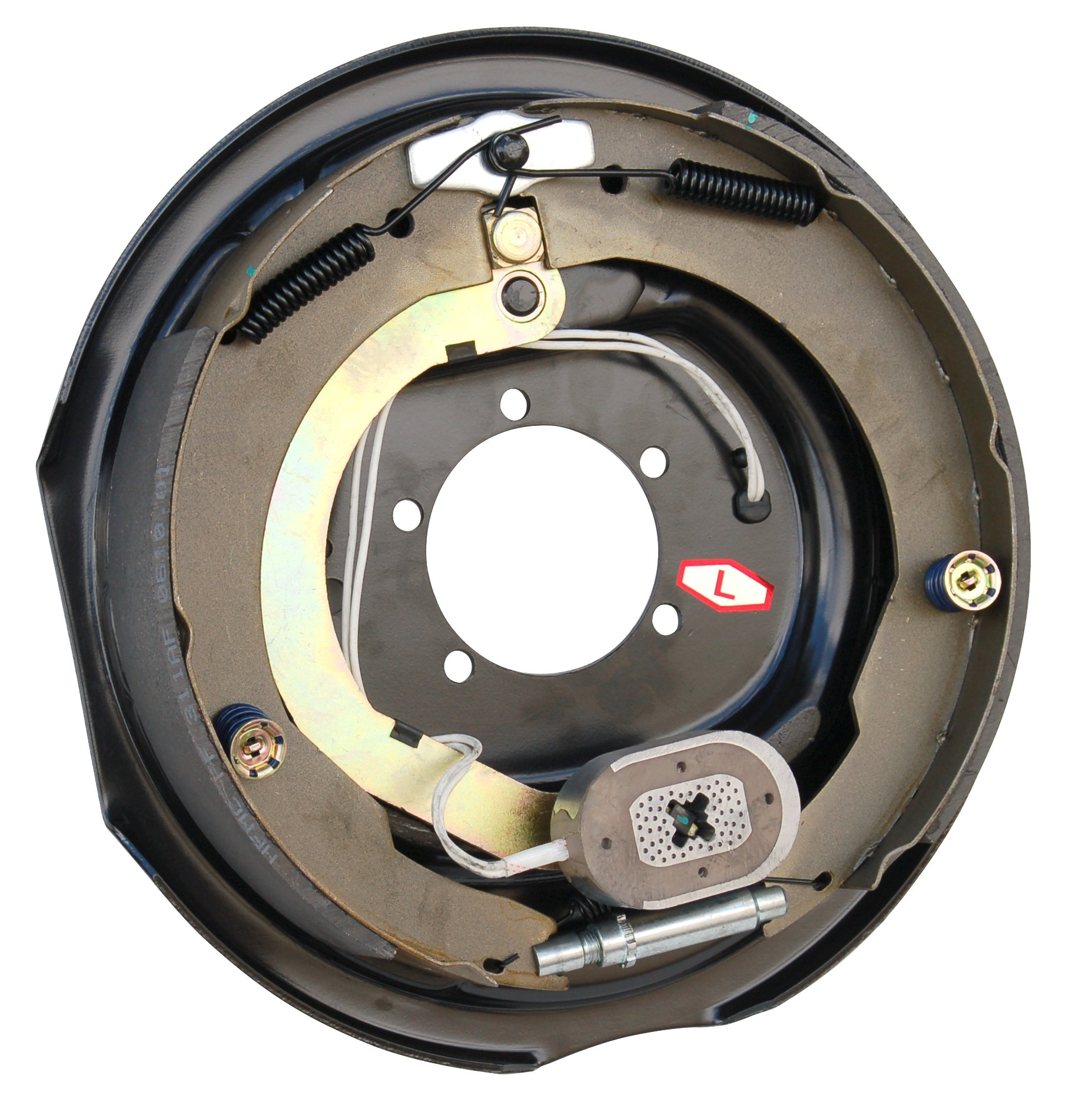 TowZone 12-Inch Electric Drum Brakes for Trailers by TowZone
