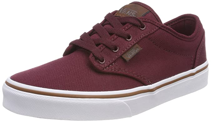 386933cc0a40f1 Vans Unisex Kids  Atwood Trainers  Amazon.co.uk  Shoes   Bags