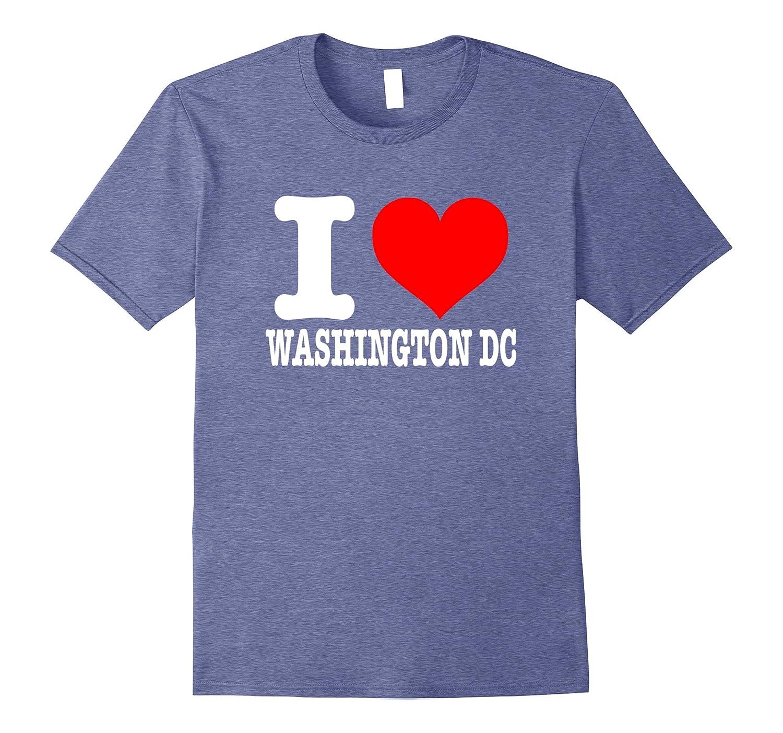 I Love Heart Washington DC T-Shirt