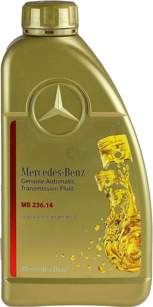 2x 1 Liter Original Mercedes Benz Atf Getriebeöl Mb 236 14 Auto