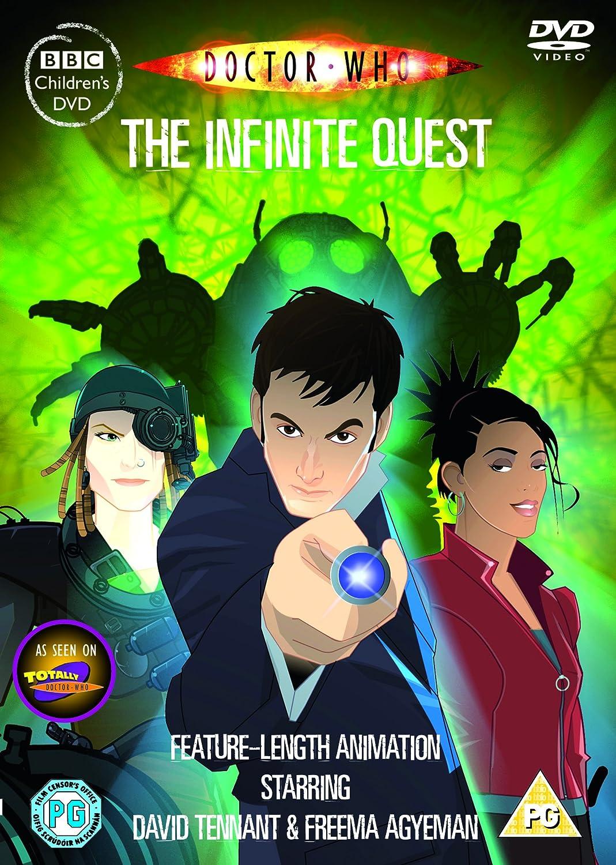 Doctor Who - The Infinite Quest [Reino Unido] [DVD]: Amazon.es ...