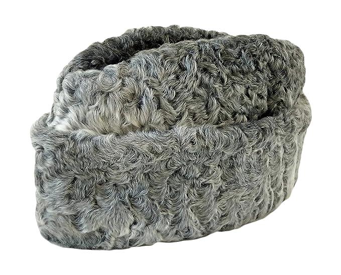 Cappello invernale da uomo di pelliccia karakul  Amazon.it ... 7f08e9353e9d
