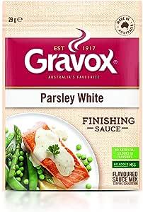 Gravox Parsley White Finishing Sauce, 29 g