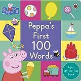 Peppa Pig: Peppa's First 100 Words