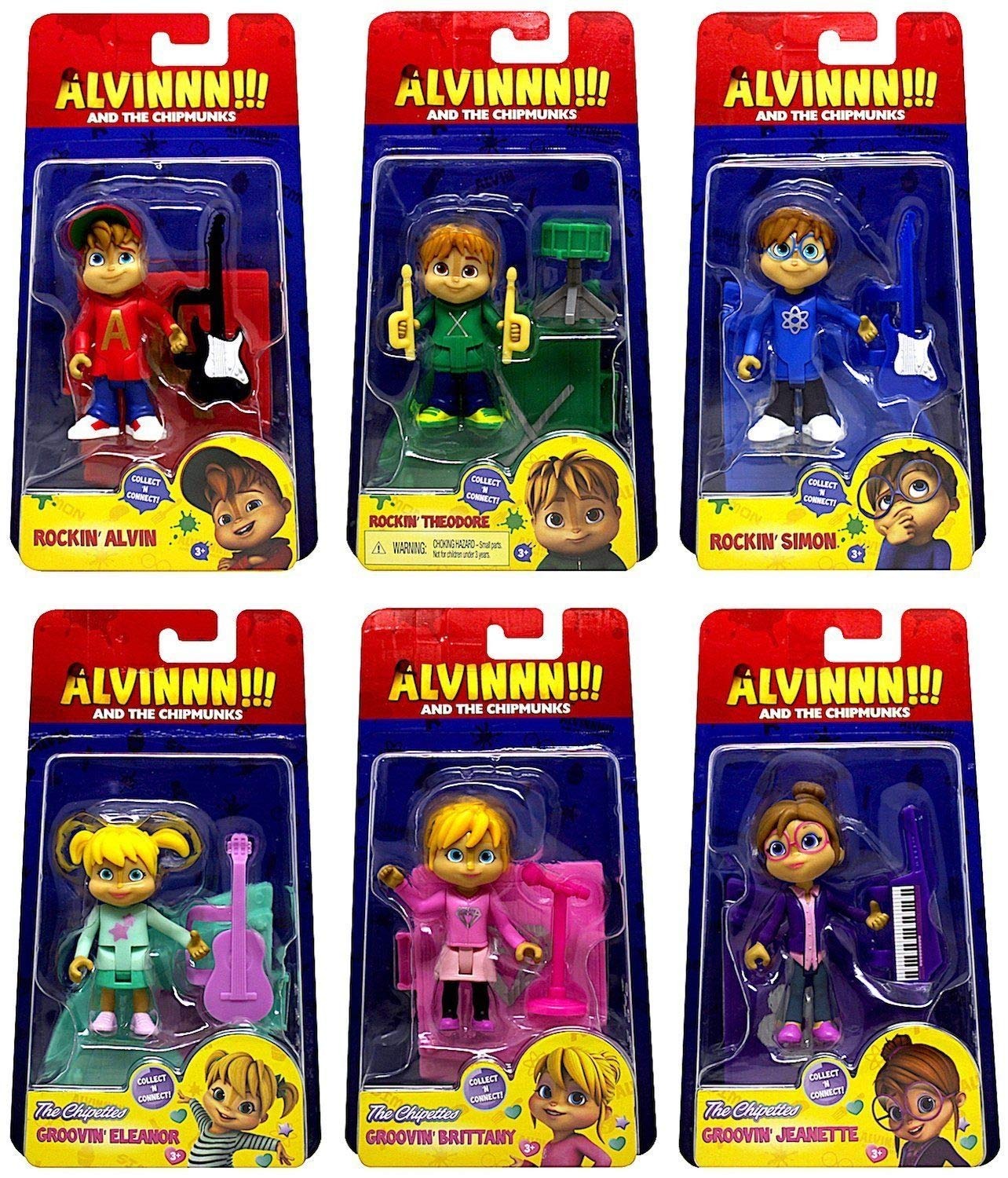 Amazon.com: Alvin and the Chipmunks & Chipettes Complete ...