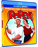 Popeye (Blu-ray + Digital)