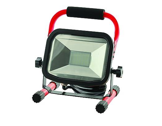 2 opinioni per Luceco Smart TV LED Faretto 10W con supporto, 600LM, 5000K,