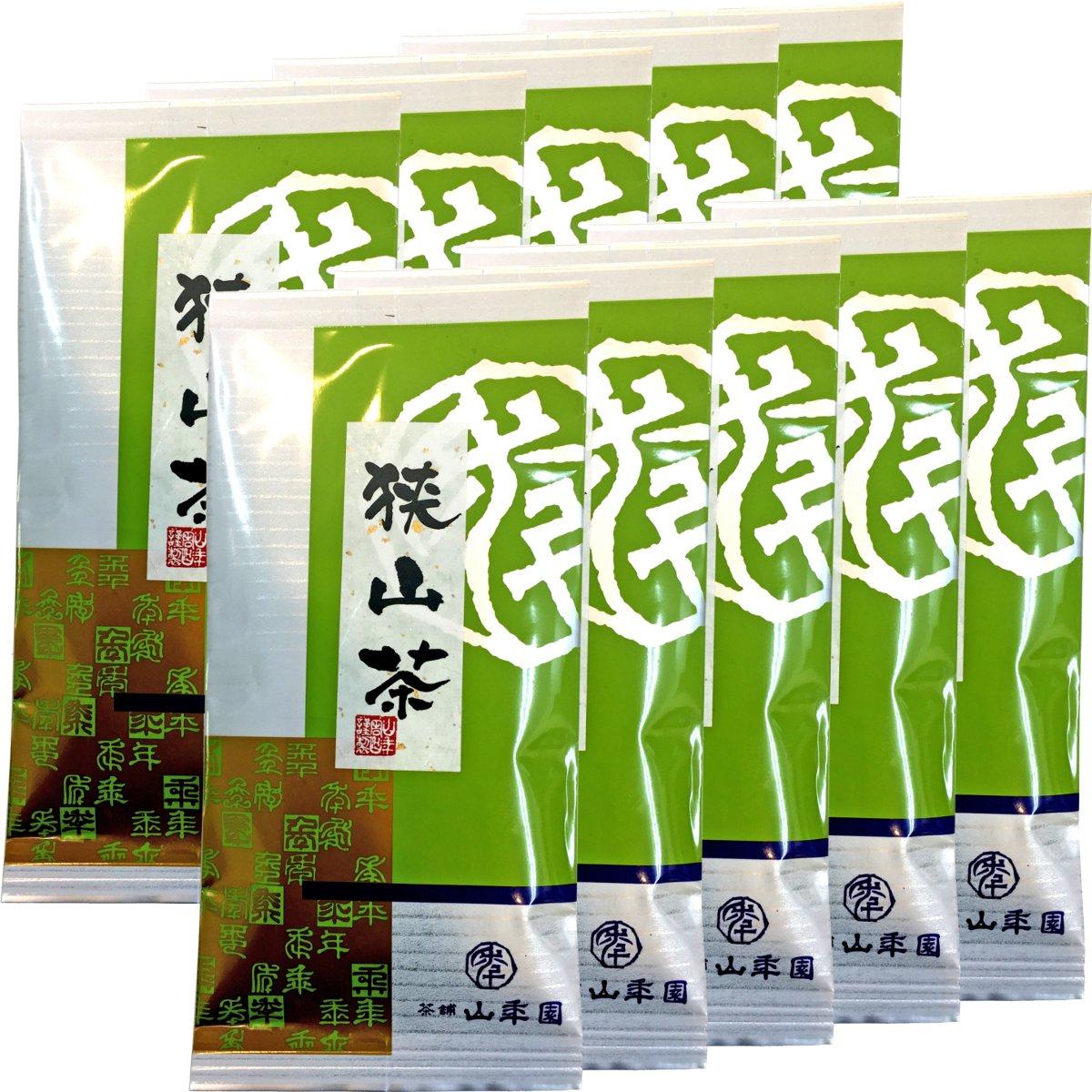 Japanese Tea Shop Yamaneen Sayama tea 100 grams x 10packs