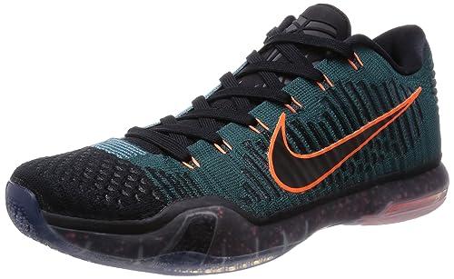 Nike Kobe X Elite Low, Zapatillas de Balonmano para Hombre: Amazon.es: Zapatos y complementos