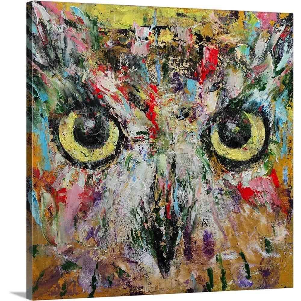 逆輸入 ギャラリー‐ Mystic Owl byマイケルCreese 35