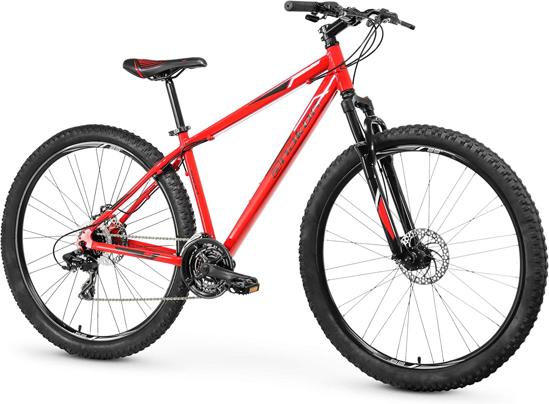 Anakon SK10 Bicicleta de montaña, Rojo