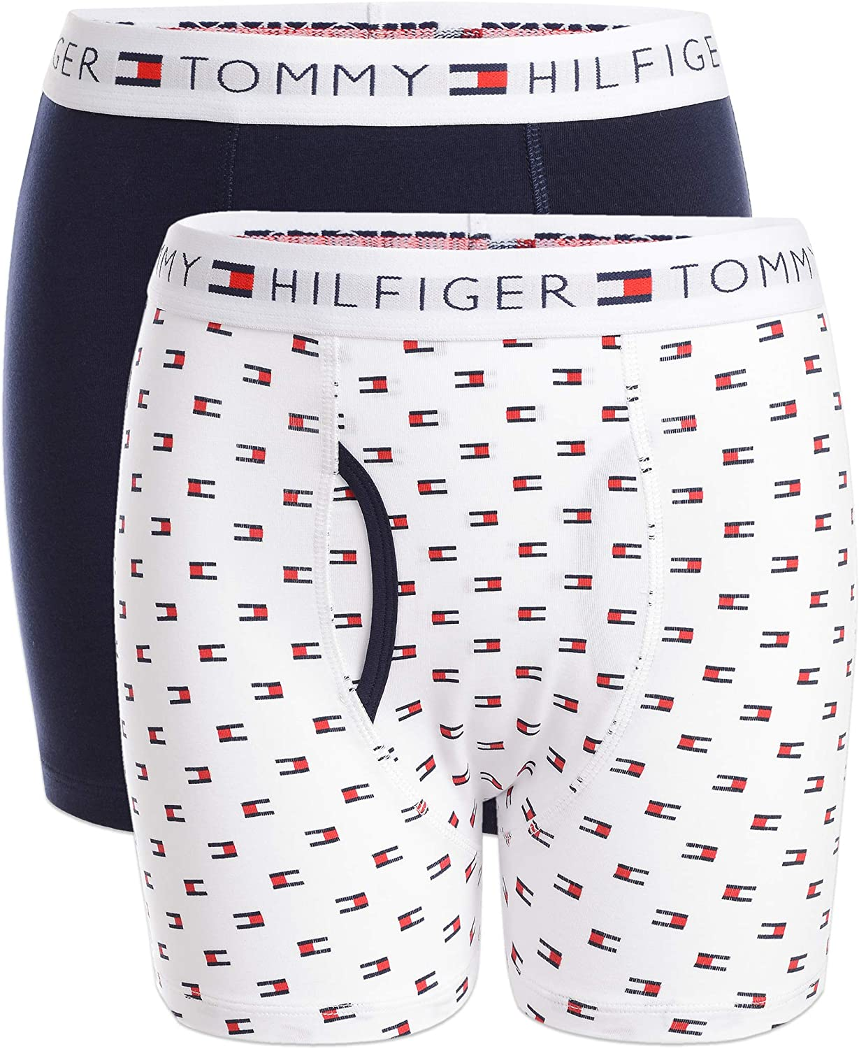 Pack of 2 Tommy Hilfiger Boys Boxer Shorts