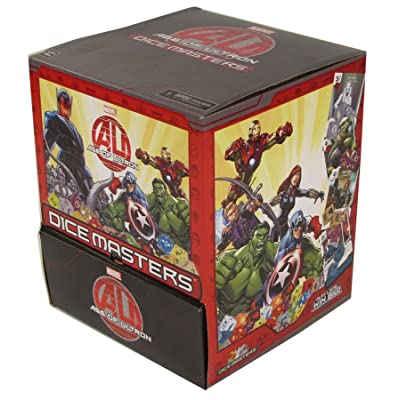 WizKids Marvel Dice Masters: Age of Ultron Dice Building Game: Gravity Feed: Toys & Games
