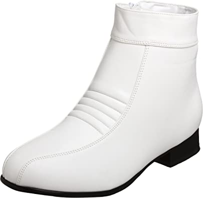 PleaserPimp-50 - Botines Hombre, Blanco - blanco, 48.5: Amazon.es: Zapatos y complementos