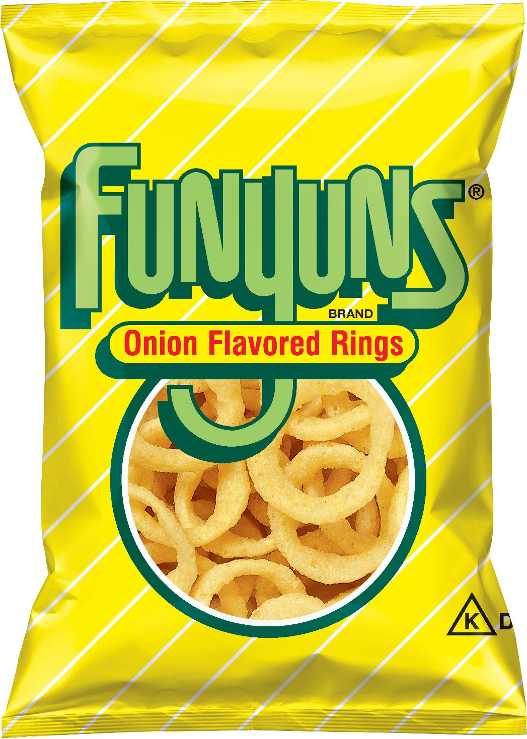 Funyuns Onion Flavored Rings, 1.25 Ounce (Pack of 64) by Funyuns (Image #1)