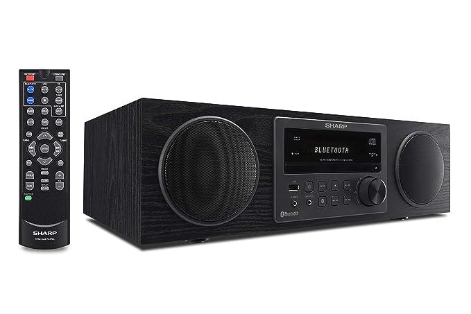 Amazon.com: Sharp CB-BH20 Sistema Bluetooth todo en uno y ...