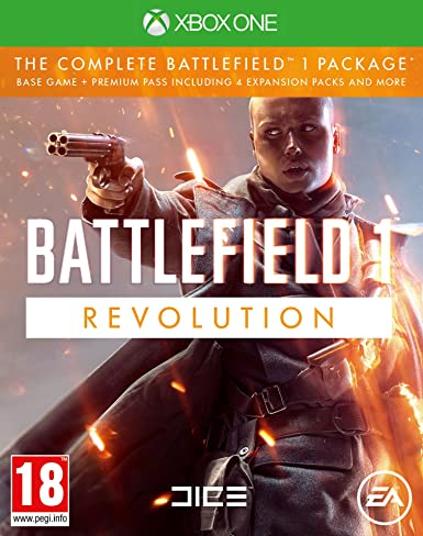 Battlefield 1 Revolution - Xbox One [Importación inglesa]: Amazon ...