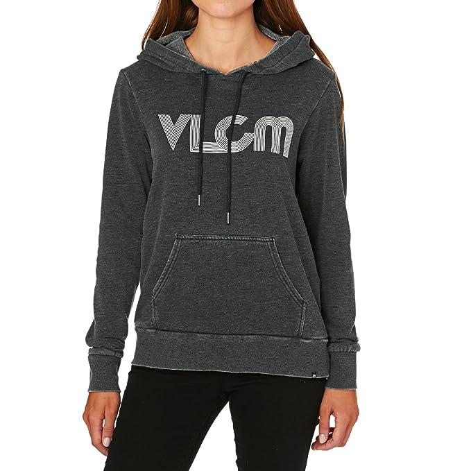 best online super quality newest collection Volcom Junior's Art Tropolis Graphic Hoodie, Black, S: Amazon.co ...