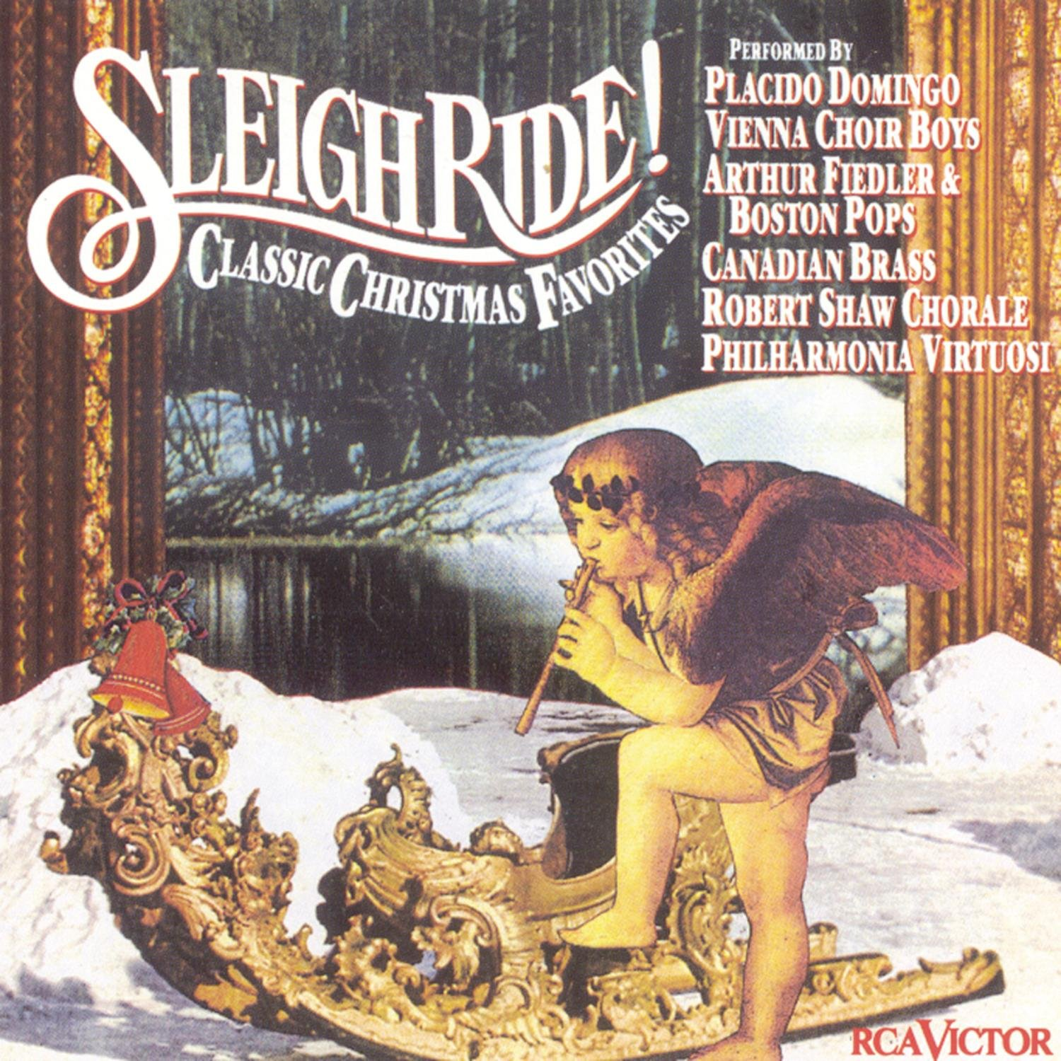 Sleigh Ride! Classic Christmas Favorites by Joy To The World