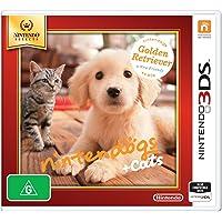 Nintendo Selects: nintendogs + cats: Golden Retriever & New Friends