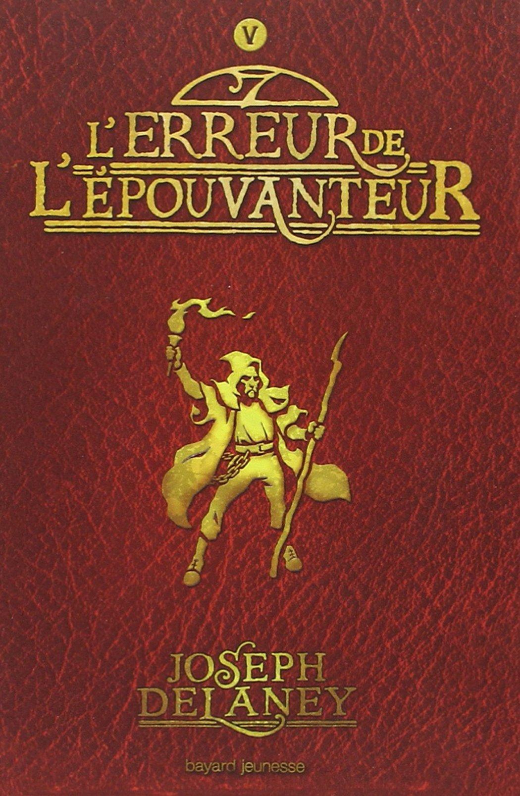 Wardstone Chronicles 5/L'Erreur De L'Epouvanteur