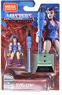Nouveau Mega CONSTRUX Masters of the Universe Heroes Battle for Eternia collection