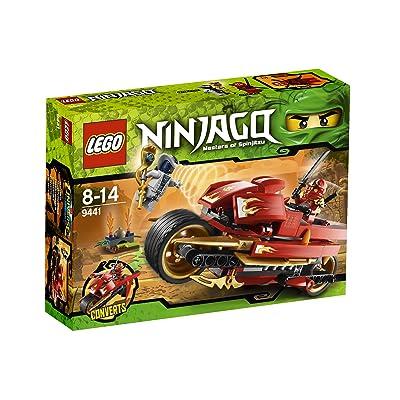 LEGO Ninjago Kai's Blade Cycle 9441: Toys & Games
