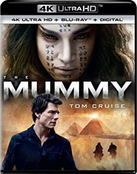 The Mummy (4K Ultra HD + Blu-ray + Digital HD)