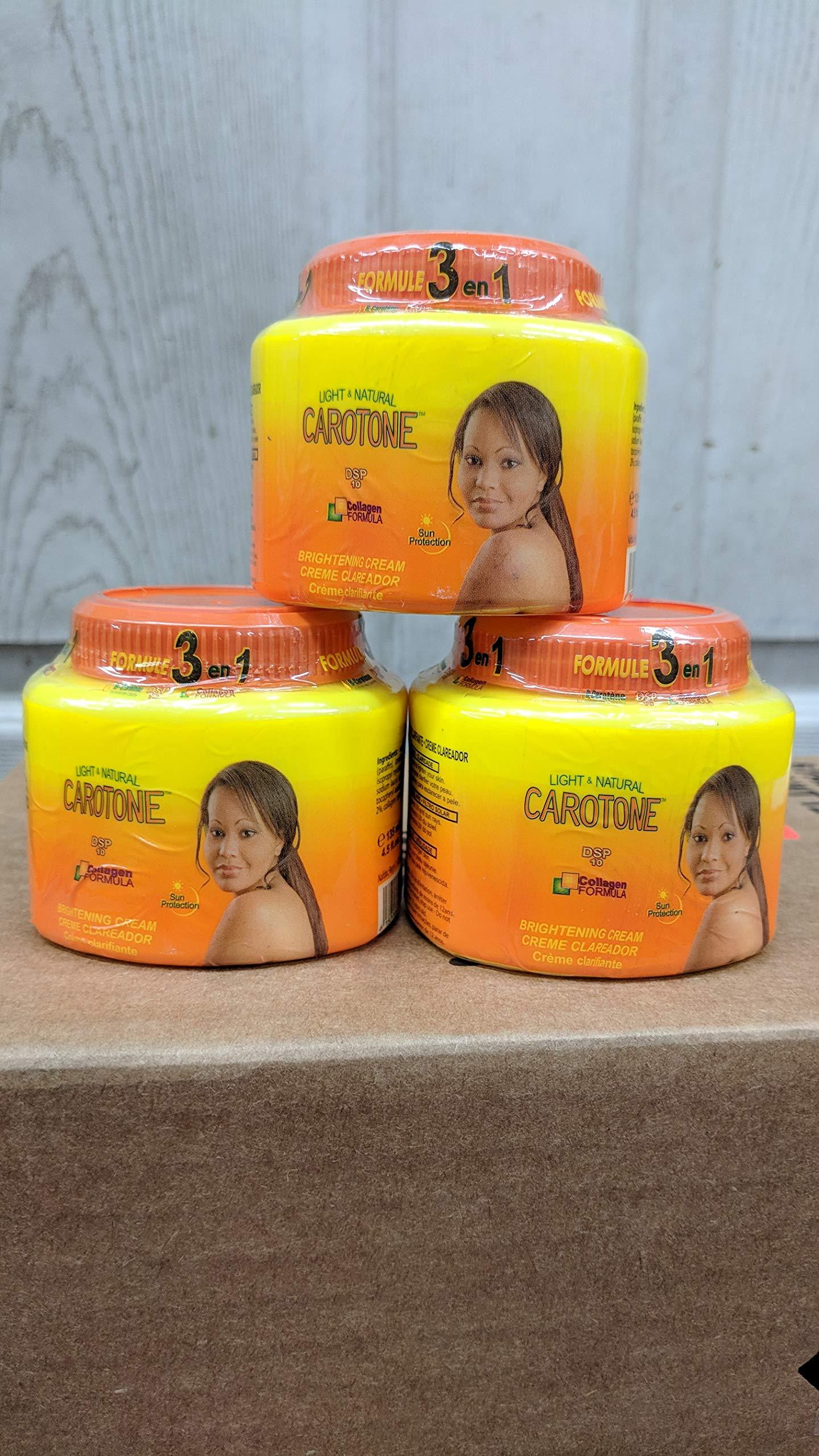 Carotone DSP10 Brightening Cream 135mlPACK OF 3