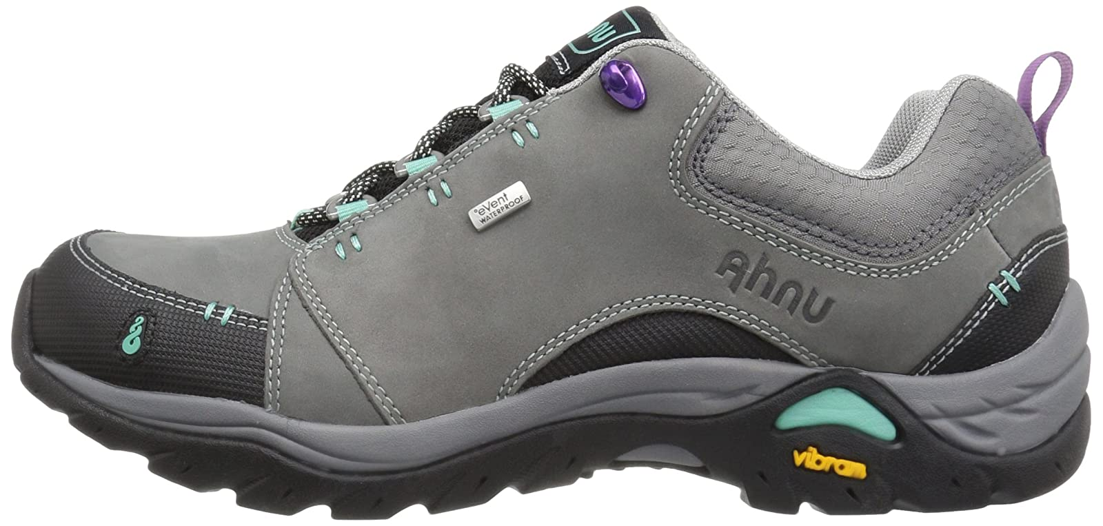 Ahnu Women's Montara II Hiking Shoe Black 6 B(M) US - 5