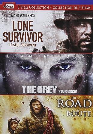 Amazon com: Lone Survivor/Rey/Road Dvd Triple Feature: Movies & TV
