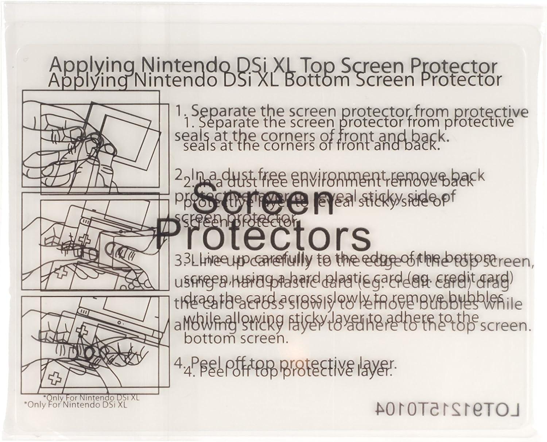 Peachy Amazon Com Dsi Xl Official Nintendo Screen Protectors Video Games Wiring Digital Resources Sapebecompassionincorg