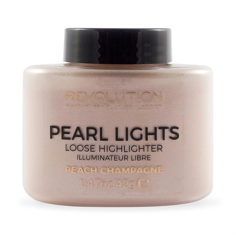 Make Up Revolution London Pearl Lights Loose Highlighter,