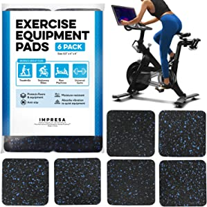 Exercise Equipment Mat 4