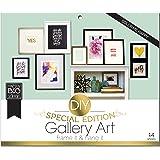 me & my BIG ideas DIY Gallery Art Color Me Happy Special Edition