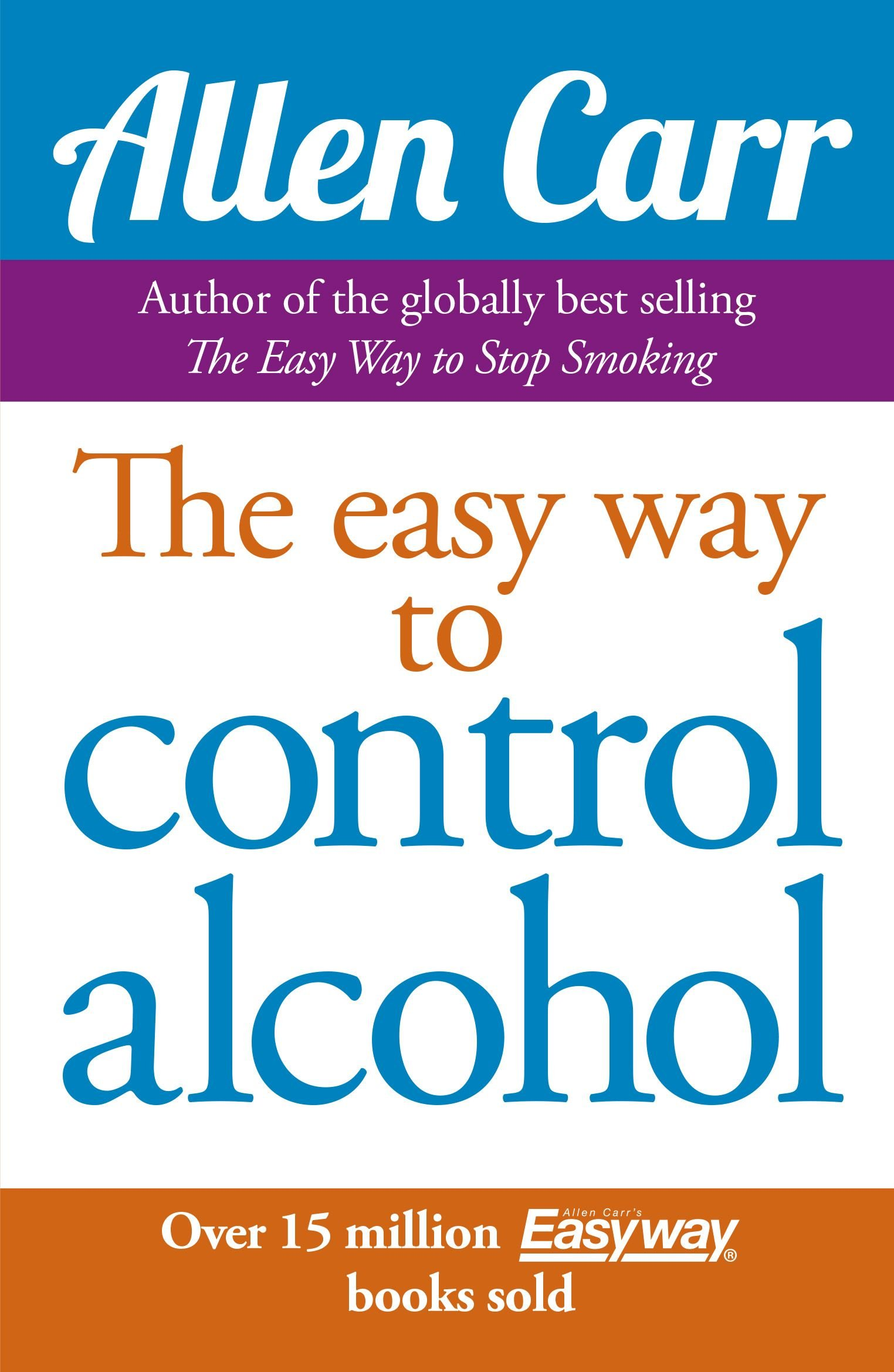 Allen Carrs Easyway Control Alcohol product image