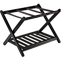 Great Winsome 92436 Luggage Rack With Shelf