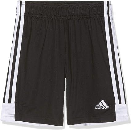 TALLA 7-8 años (tamaño del fabricante: 128). adidas Tastigo19 SHO - Pantalones Cortos de Deporte Hombre