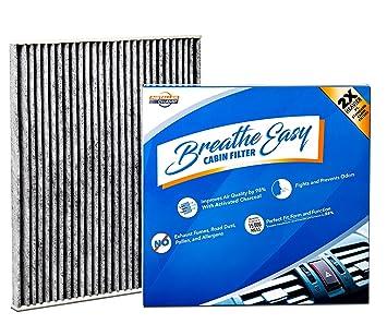 Installer Champ Premium Breathe Easy Cabin Filter, Up To 25% Longer Life W/