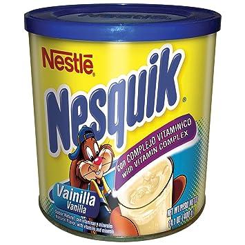 Nesquik Vanilla Flavor 14.1 oz. Canister (Pack of 3)